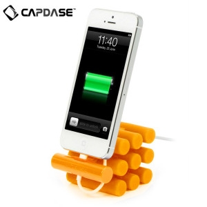 Picture of Capdase Versa Stand Apple iPhone and iPod Dock - Orange