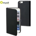Picture of Muvit Slim Folio iPhone 6 Plus Case - Black