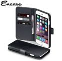 Picture of Encase Genuine Leather iPhone 6 Plus Wallet Case - Black