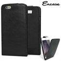 Picture of Encase Leather-Style iPhone 6 Plus Wallet Flip Case - Black