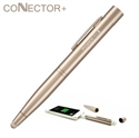 Picture of Connector+ 4-in-1 Power Stylus Pen 700mAh - Gold