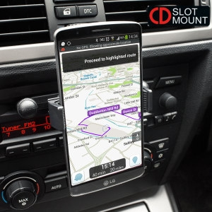 Picture of CD Slot Mount 360° Phone Holder with C Grip