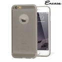 Picture of Encase FlexiShield Glitter iPhone 6 Gel Case - Smoke Black