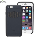 Picture of Pong Rugged Apple iPhone 6 Signal Boosting Case - Black