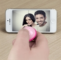 Picture of ShutterBall Remote Camera Shutter and Stand - Pink