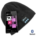Picture of Wireless Bluetooth Music Hat with Hands-free - Black