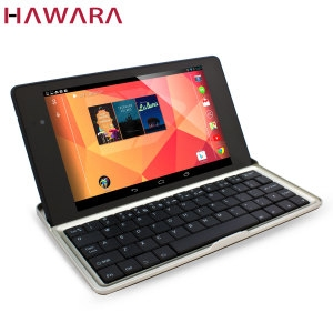 Picture of Hawara Aluminium Google Nexus 7 2013 Bluetooth Keyboard Cover