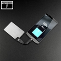 Picture of PowerCard Ultra Slim Credit Card Sized Power Bank - 1500mAh