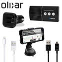 Picture of Olixar Universal In-Car Pack for Lightning & Micro USB devices
