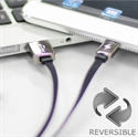Picture of Remax Fully Reversible USB to Lightning Cable - Black