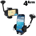 Picture of 4Arm Universal Smartphone Windscreen In Car Holder