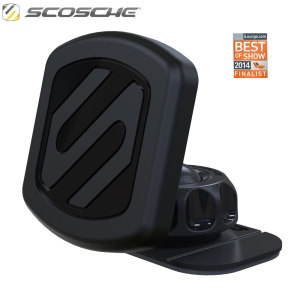 Picture of Scosche Magic Mount Universal Car Holder System - Black