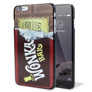 Picture of Wonka Bar Golden Ticket iPhone 6 Plus Case