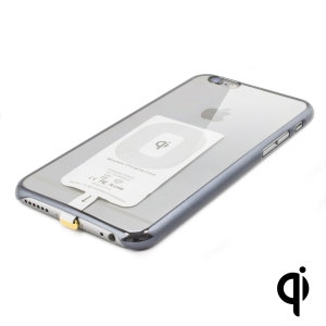 Picture of Qi Case Compatible iPhone 6 Plus Wireless Charging Adapter