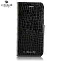 Picture of Miracase Croco iPhone 6 Plus Leather-Style Stand Case - Black