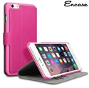 Picture of Encase Low Profile iPhone 6 Plus Wallet Stand Case - Pink