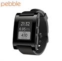 Picture of Pebble Smartwatch for iOS and Android Devices - Jet Black