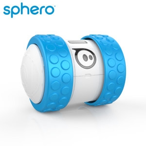 Picture of Sphero Ollie Robotic Tube for Smartphones - Blue / White