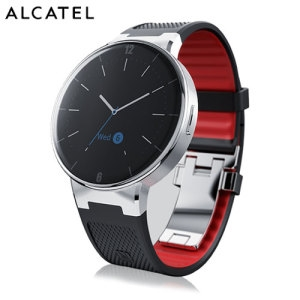 Picture of Alcatel SmartWatch for iOS and Android Devices - Black