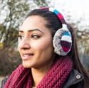 Picture of Audio Earmuff Headphones - Stripes