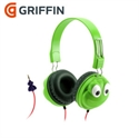 Picture of Griffin KaZoo Sound Control Headphones - Frog
