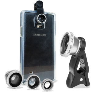 Picture of 3-in-1 Universal Clip Camera Lens