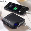Picture of Veho Pebble Explorer 8,400mAh Portable Charger - Black