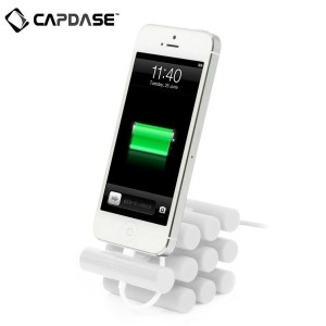 Picture of Capdase Versa Stand Apple iPhone and iPod Dock - White